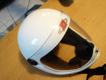 Sell: Casque Intégral Parasport blanc