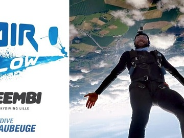Free event: Stage FF avec Air Flow - Skydive Maubeuge