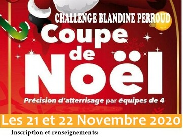 Ticketed event per jump: COUPE DE NOEL 2020 - CHALLENGE BLANDINE PERROUD